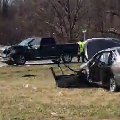 Harrison: 2 seriously injured in crash; Westchester Avenue reopens