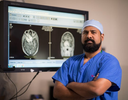 Dr. Vijay Agarwal is a fellowship trained neurosurgeon at Montefiore who offers comprehensive treatments for adult patients with benign and malignant skull base brain tumors.