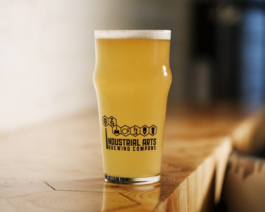 Industrial Arts Brewing Company in Garnerville  is ranked among the fastest  growing craft breweries of 2018 by the Brewers Association.