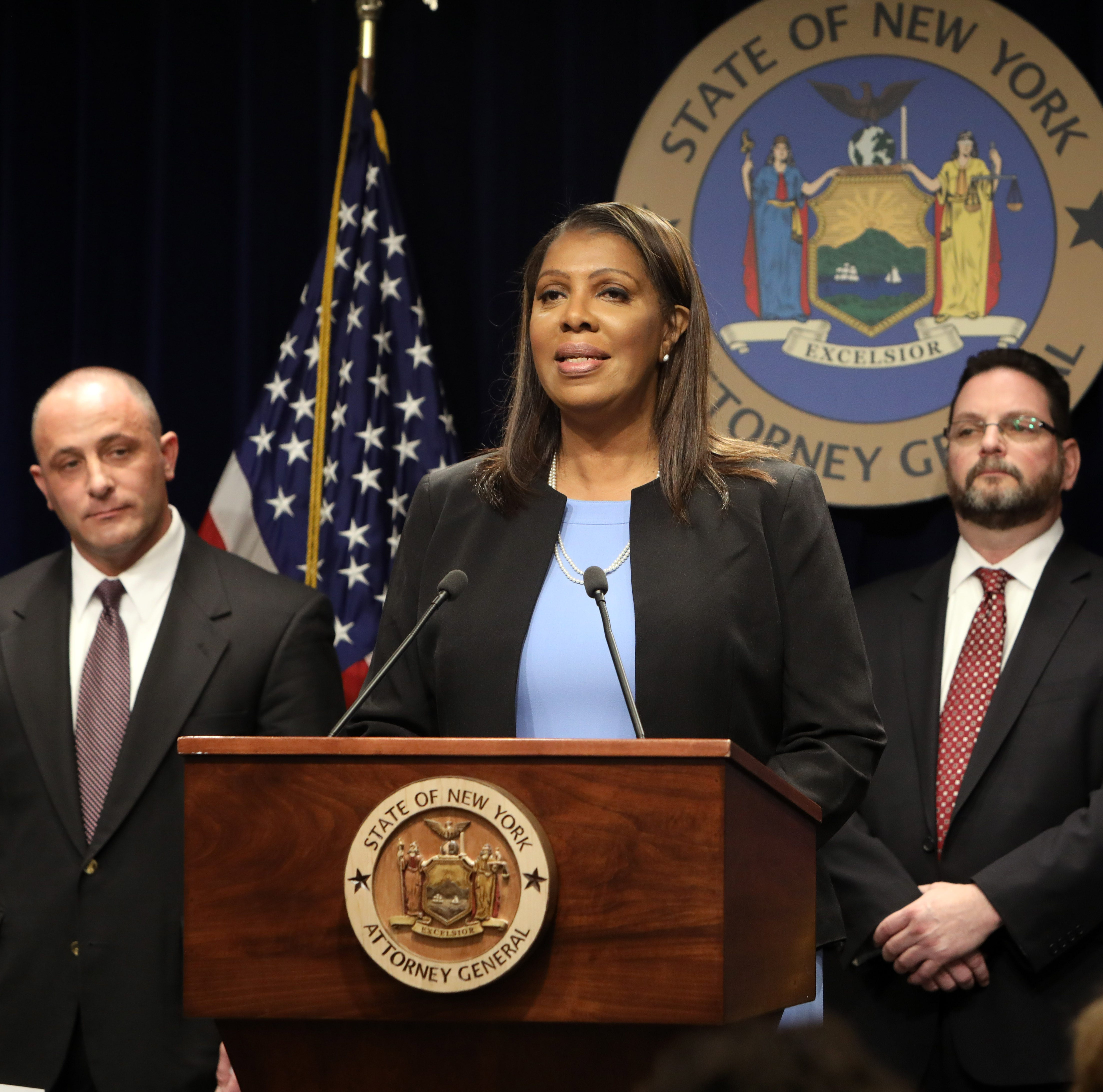 NY Attorney General sues opioid distributors, makers, including Purdue Pharma, Sackler family