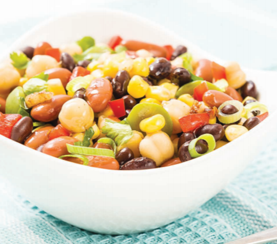 Beans are not only affordable and filling, but also high in protein and fiber.