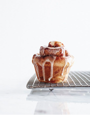 Food from Spark'd, a creative pastry shop specializing in all-day baked goods, coffee and special-occasion cakes.