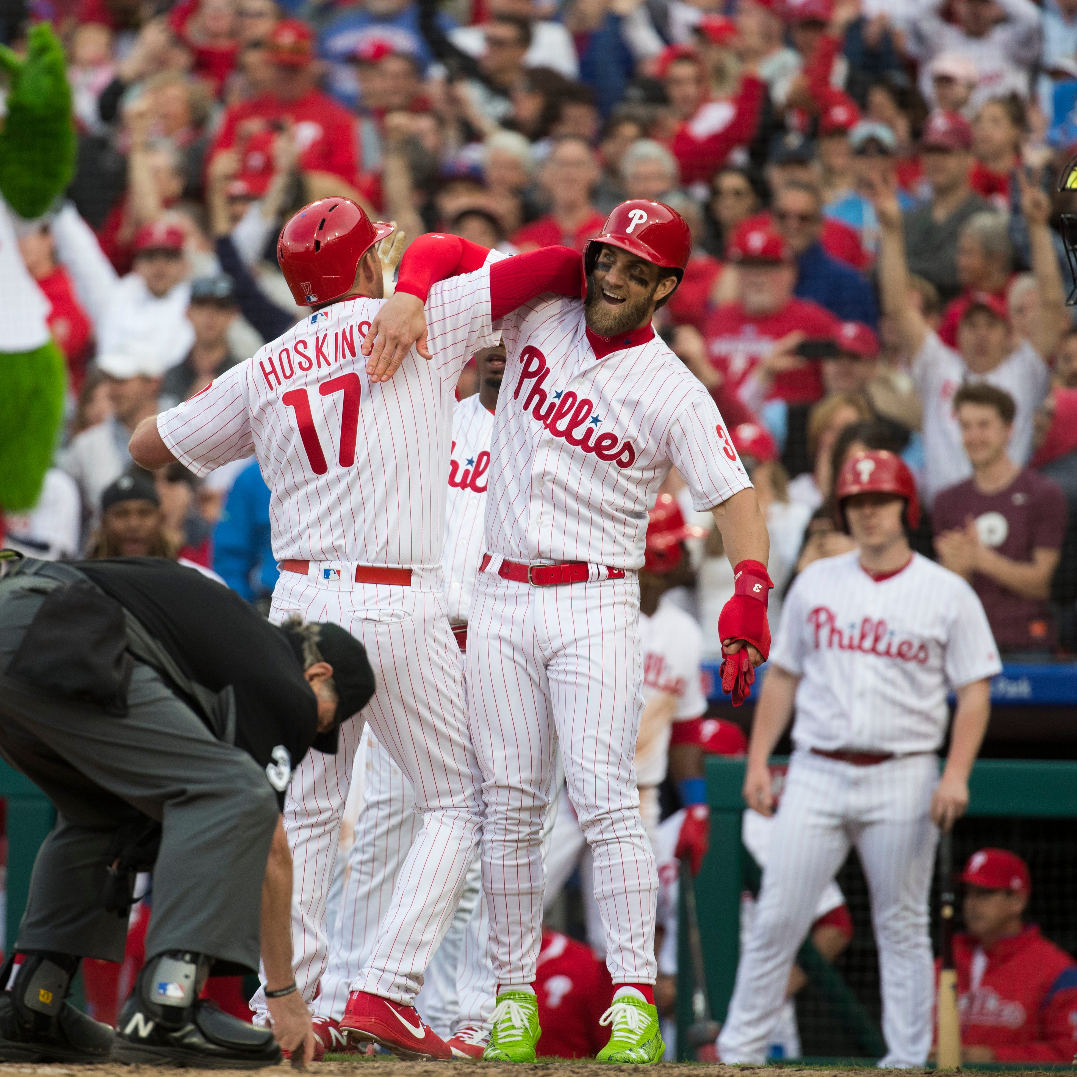 How Bryce Harper, Phillies fans have formed an enduring love affair so quickly