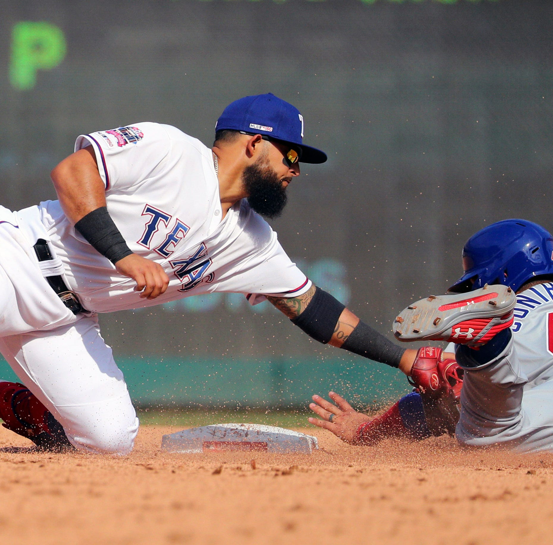 Reality sets in for Texas Rangers as Chicago Cubs rip them on Opening Day