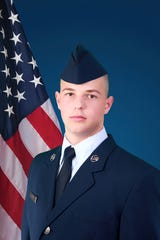 U.S. Air Force Airman Andrew M. Eastep