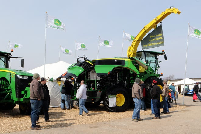 The Wisconsin Public Service cancelled it's annual farm show in Oshkosh as coronavirus concerns escalated last week.