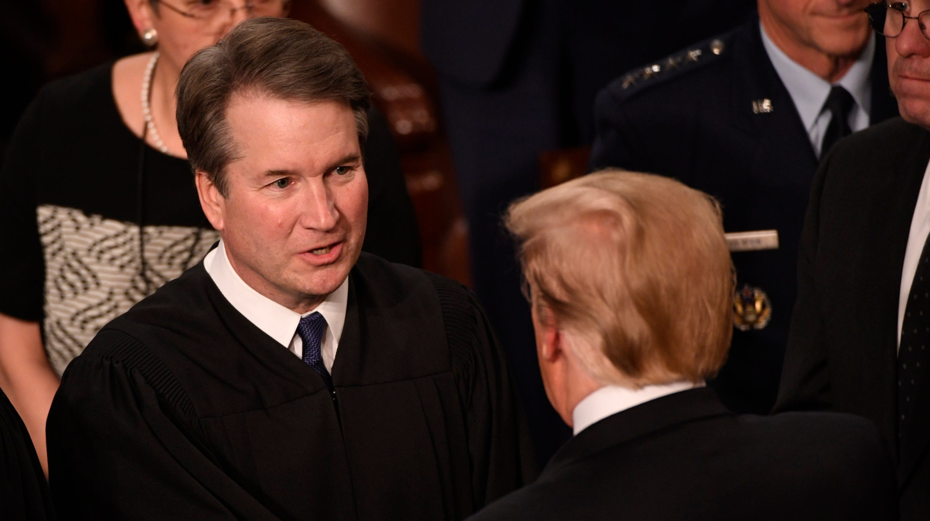 New York Times essay on Brett Kavanaugh never should have been published: Today's talker