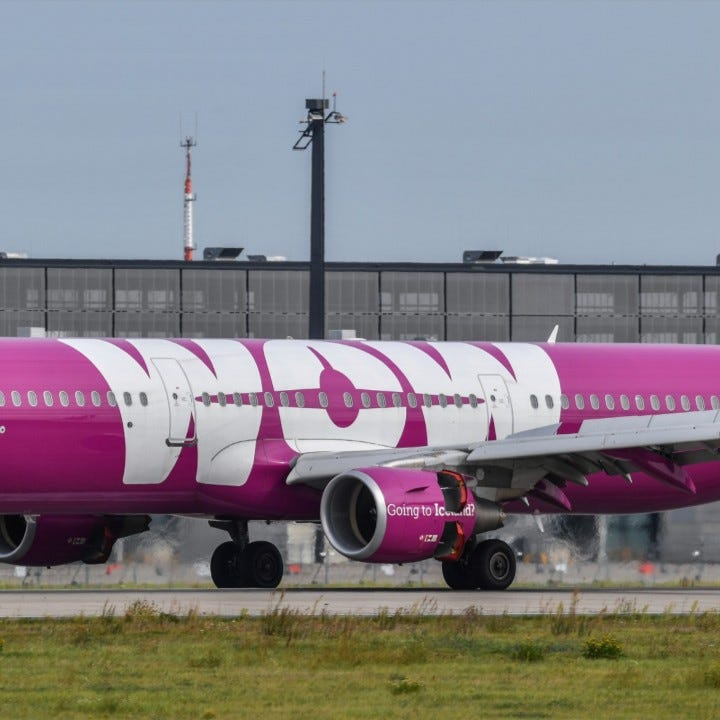 Wow Air Shut Down Other Airlines Step In To Rescue Passengers