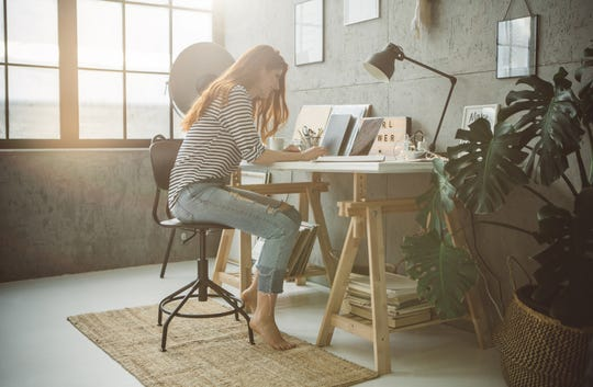 6 Ways To Turn Your House Into A Productive Home Environment: 6 Ways To Transform Your Home Office Into The Perfect WFH Zone