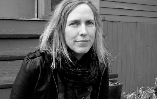 Author Miriam Toews.