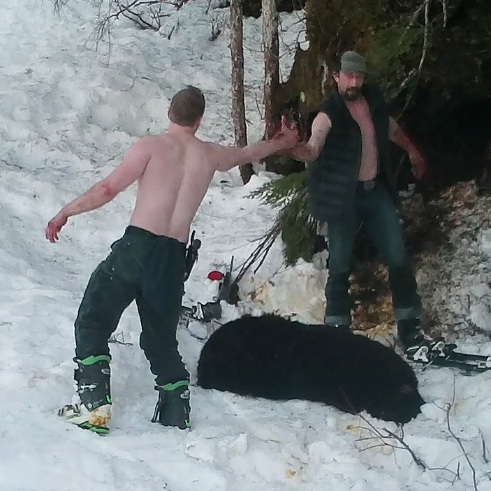 Video of father and son illegally killing mama bear, shrieking cubs released in Alaska