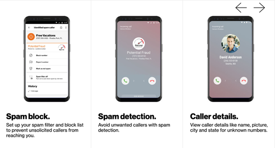 Verizon's Call Filter hopes to fight Robocalls.