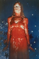 Sissy Spacek in a scene from the motion picture 'Carrie.'