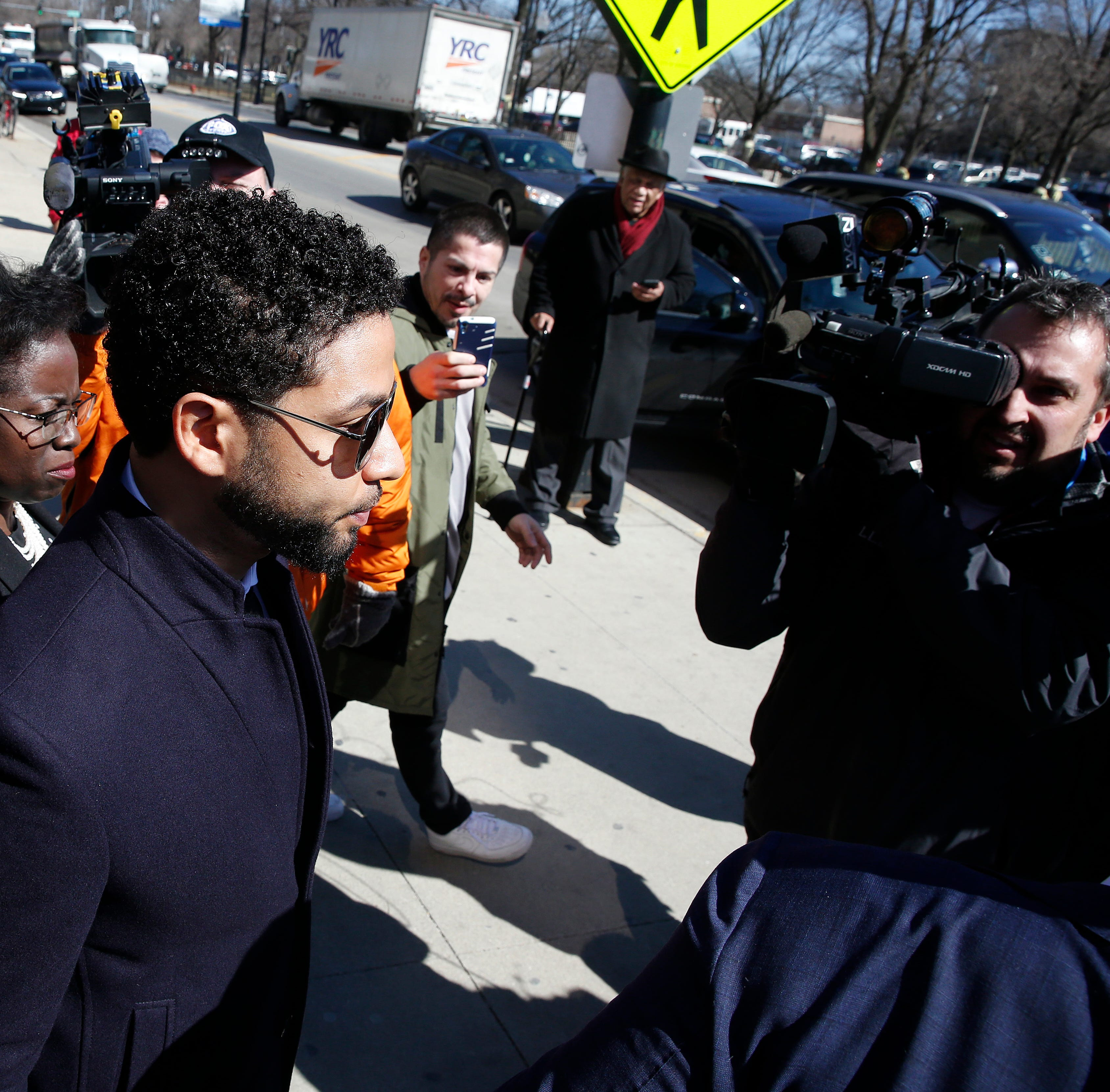 Jussie Smollett investigation cost $130,000 in OT. Rahm Emanuel says Chicago will make 'Empire' actor pay
