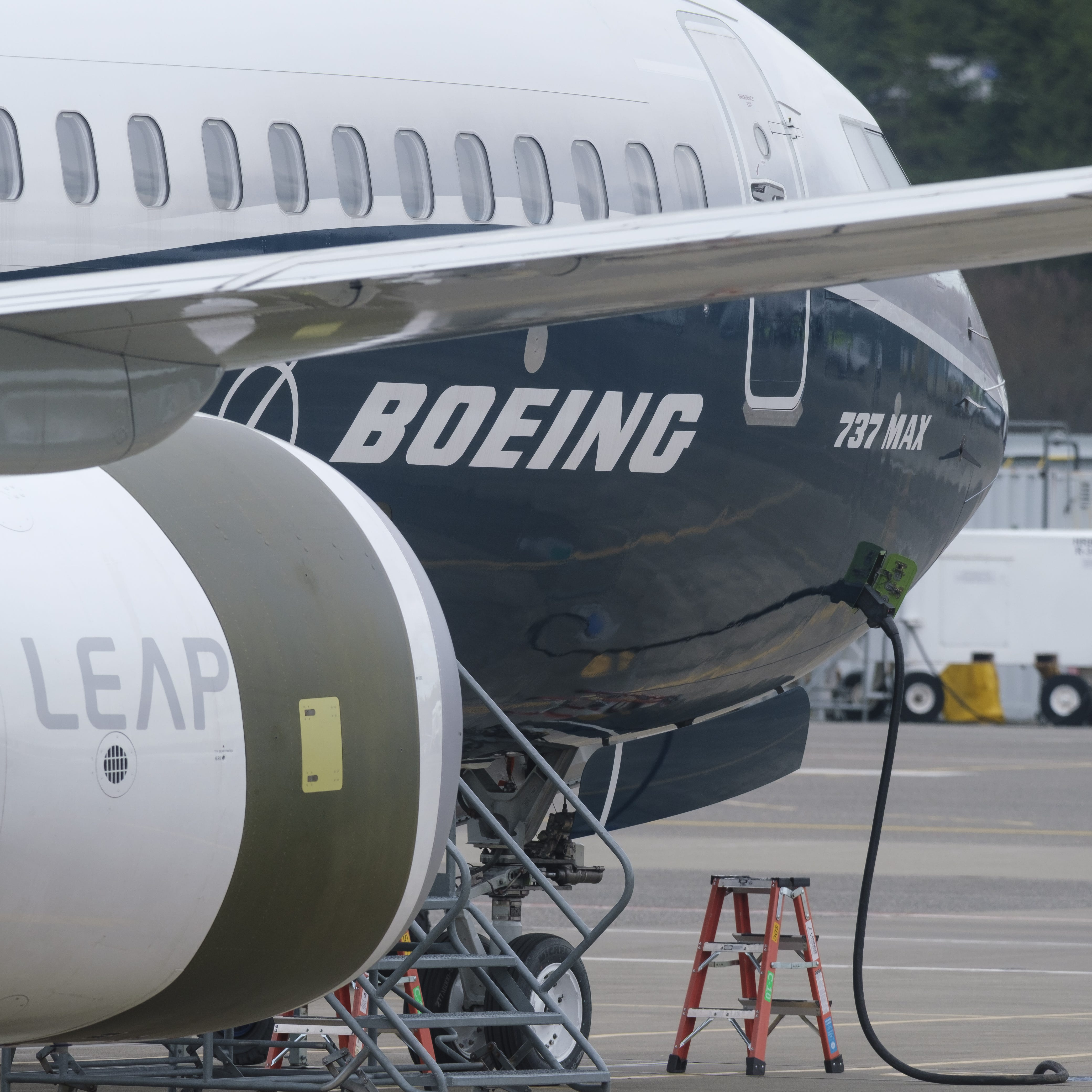 Grounded Boeing 737 Max also grounds FAA reputation