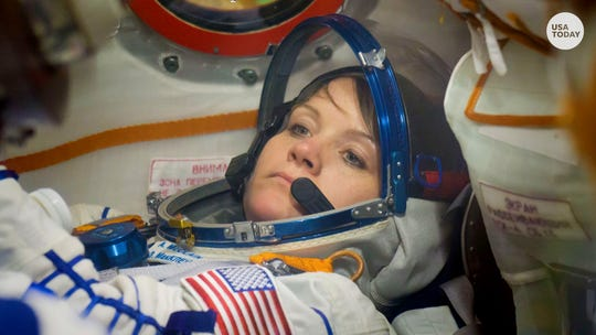 NASA astronaut accused of accessing her estranged spouse's bank account; first alleged crime in space