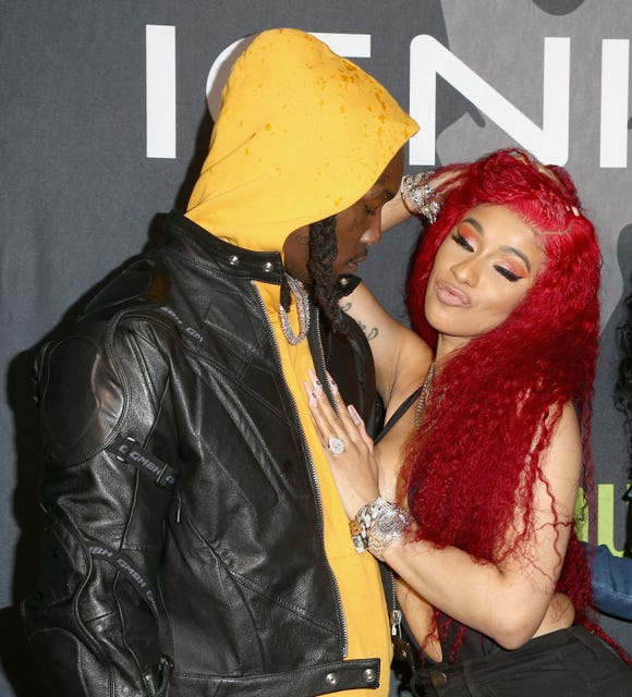 Offset On How He And Cardi B Make Time For Kulture: 'It's