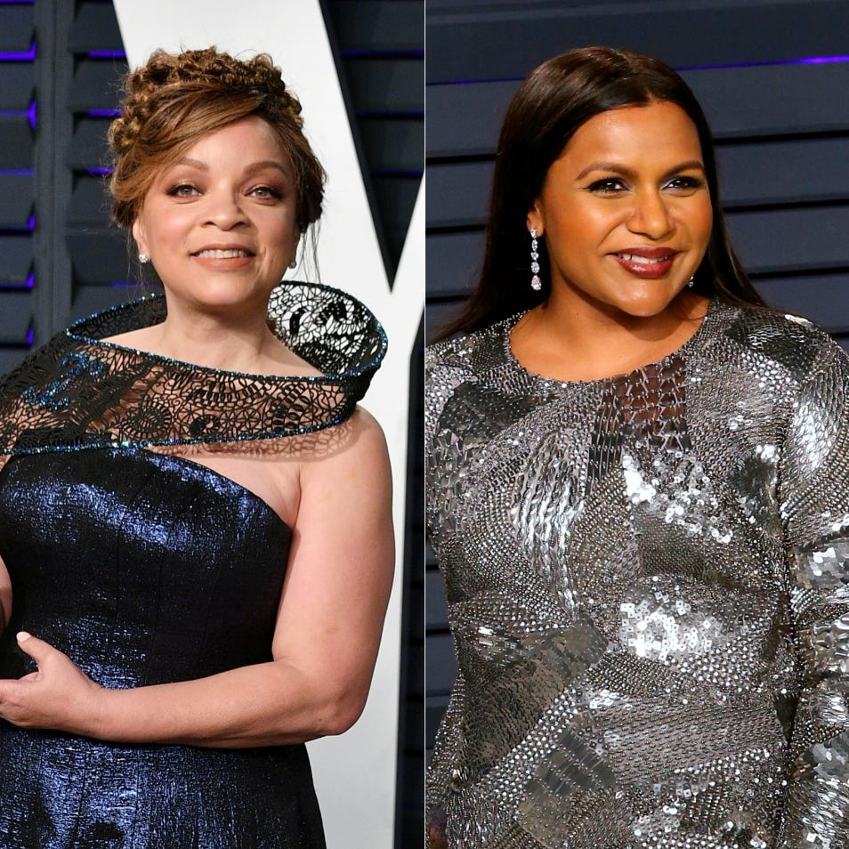 Halle Berry, Mindy Kaling, more have fun promoting Women's History Month: #WomenDancingTogether