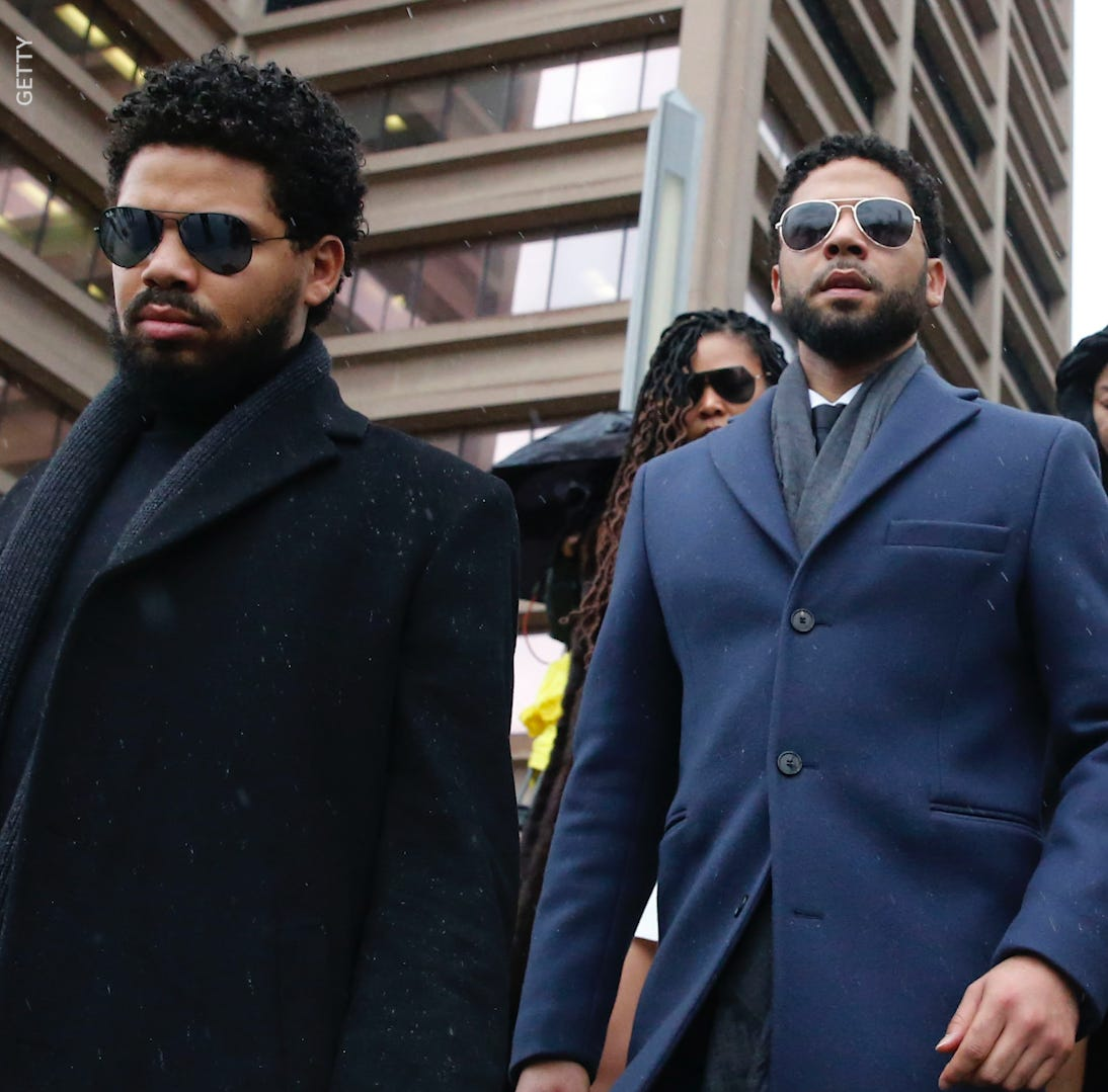 Jussie Smollett purposely misled police by saying assailants were white, lawsuit alleges