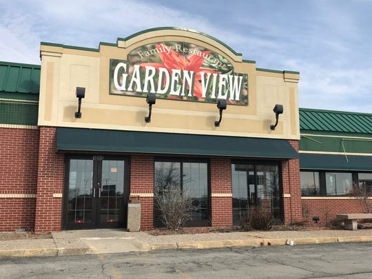 The former Garden View/Perkins restaurant building will be torn down this spring in Menasha.