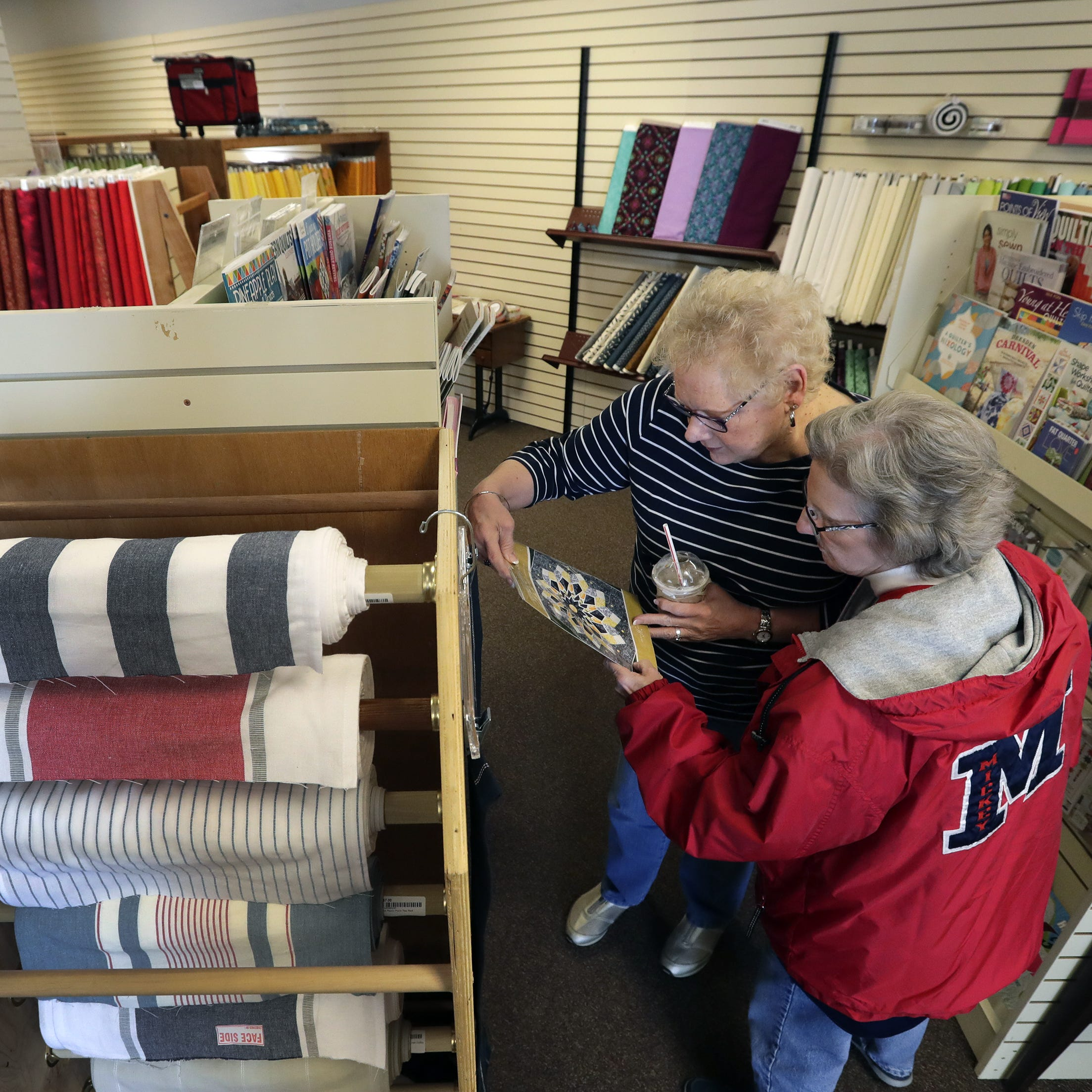 The Buzz: Fox Cities Quilt Co. relocates