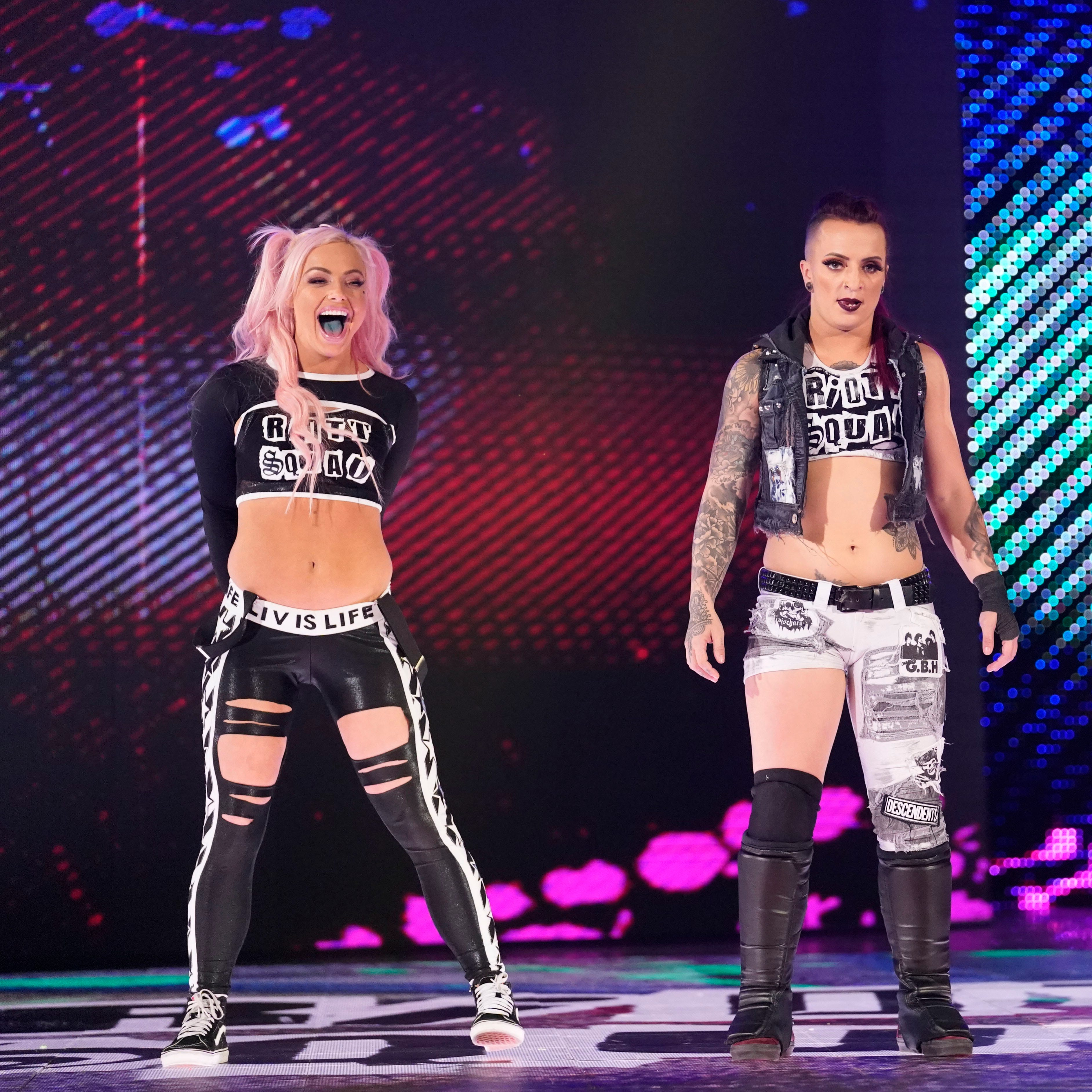 Liv Morgan, Sonya Deville and the New Jersey women at the heart of WWE's evolution