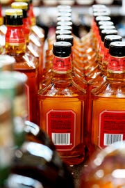 If NC privatized liquor sales, according to state researchers, the average bottle price of $25.63would rise more than 15%to$29.64. That's about the costof George Dickel rye, Stolichnaya 100 vodka and locally made Howling Moon Mt. Moonshine.