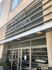 Will the Citizen Times move out of its current location to a Kmart? Not likely, says Answer Man John Boyle.