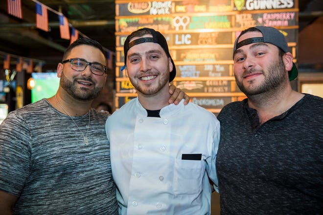SUNY Broome alumni Jordan Ringden, Aaron Laughlin and Alex Jaffe are the trio behind two popular Binghamton, New York restaurants: Dos Rios Cantina and The Colonial.