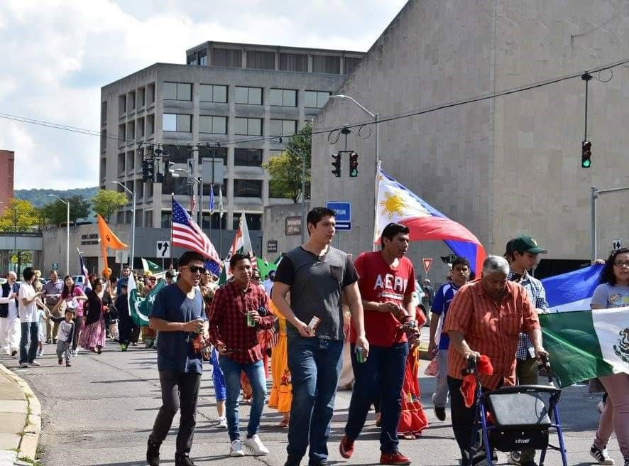The American Civic Association's All Nations Celebration began in 2017.