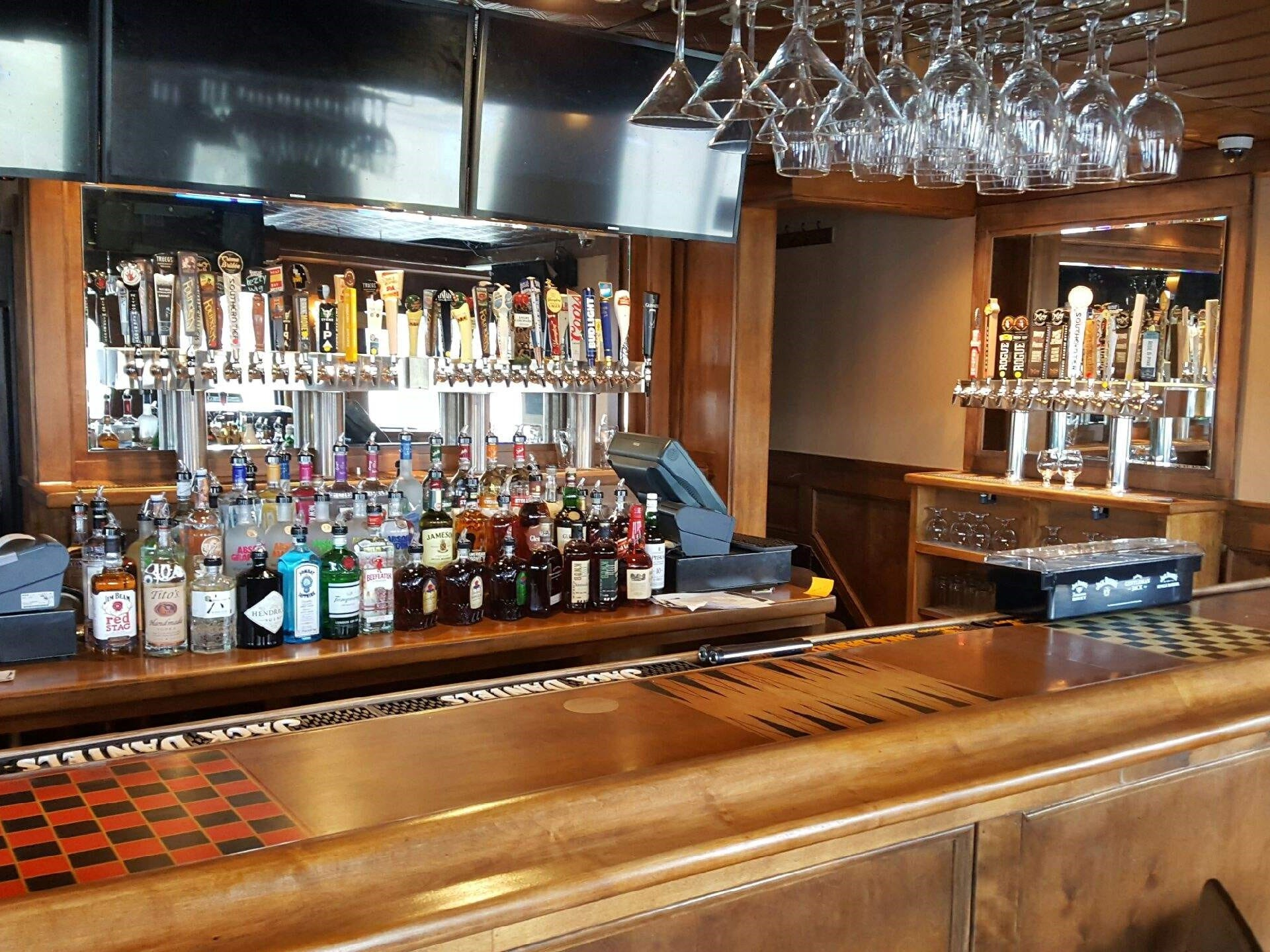 The Pour House is located on 4402 Watson Blvd in Johnson City.