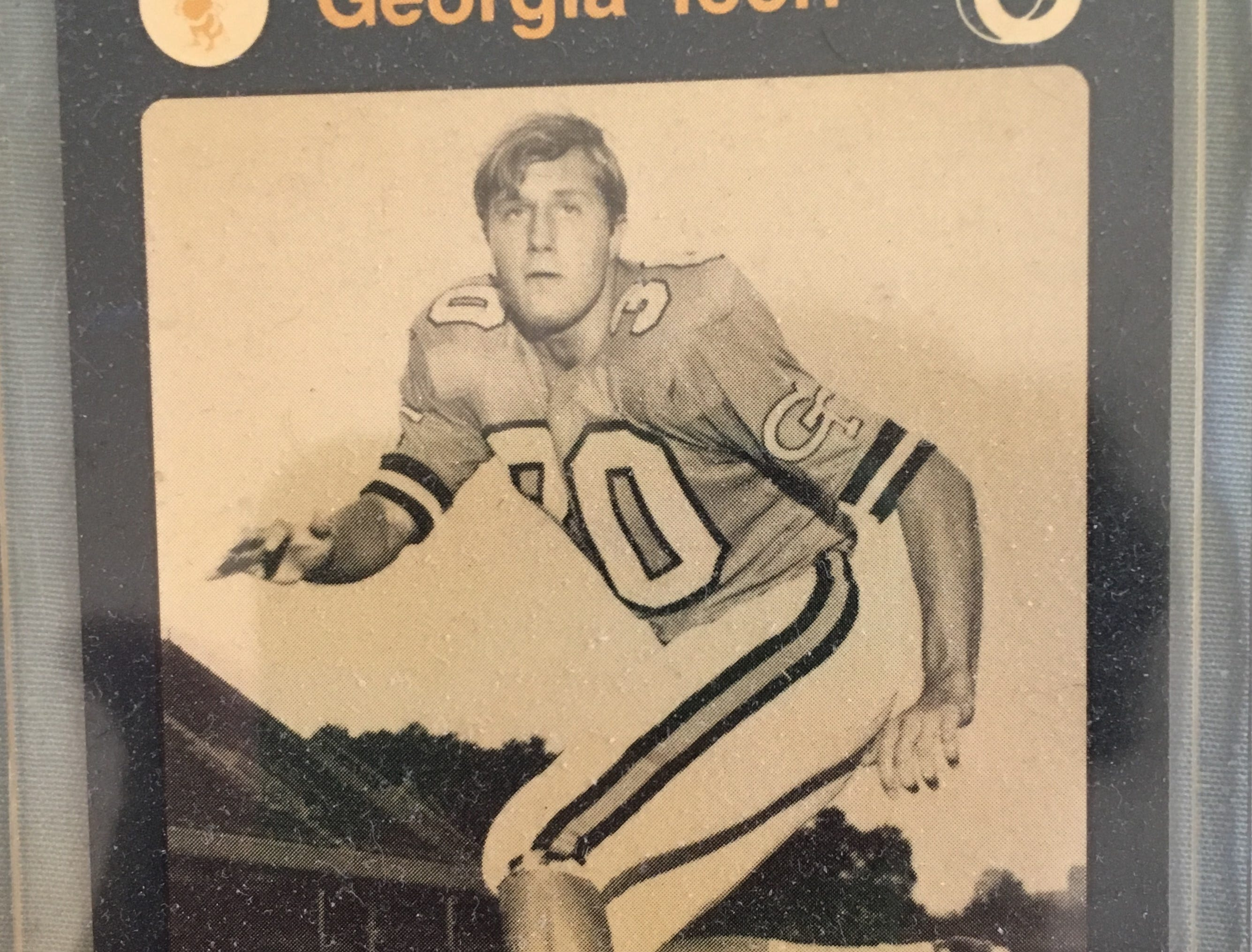 Satellite grad Jeff Ford was drafted by the New York Jets in the ninth round in 1972.
