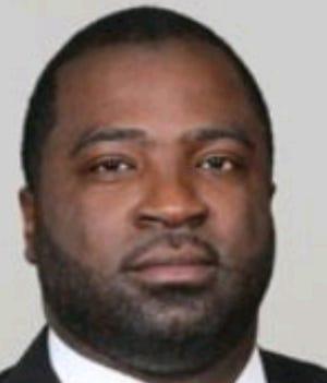 Kareem Jackson, new Titusville High head football coach.