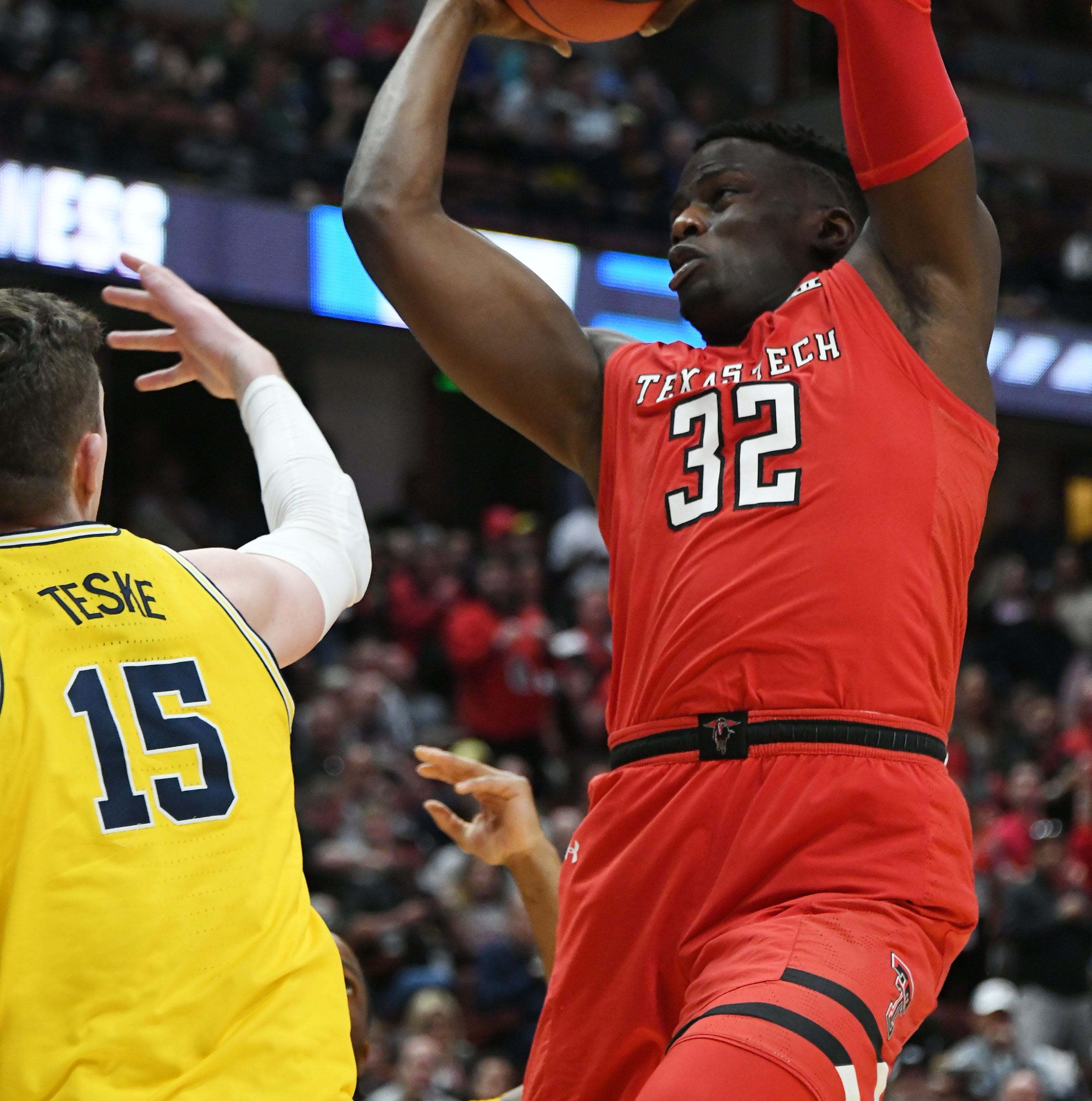 Final Four: Norense Odiase takes in one last game before ending career at Texas Tech