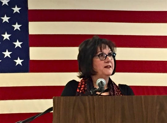 Melinda Kane of Cherry Hill has been named a Camden County freeholder.