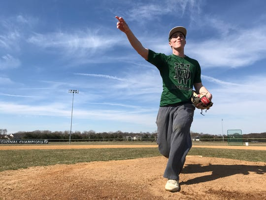 West Deptford senior Dylan Wakeley is looking to lead the Eagles to a title this year.