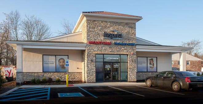 The Inspira Urgent Care Center at 1 S. White Horse Pike in Somerdale, the eleventh Inspira urgent care location, opened in September 2018.