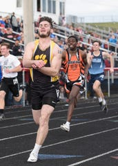 With the Ohio High School Athletic Association's track and field state meet taking place on Friday and Saturday, Ison is one of 11 local athletes who will be looking to make a statement on the large stage as he qualified in the 100-meter dash and the 4x100-meter relay.