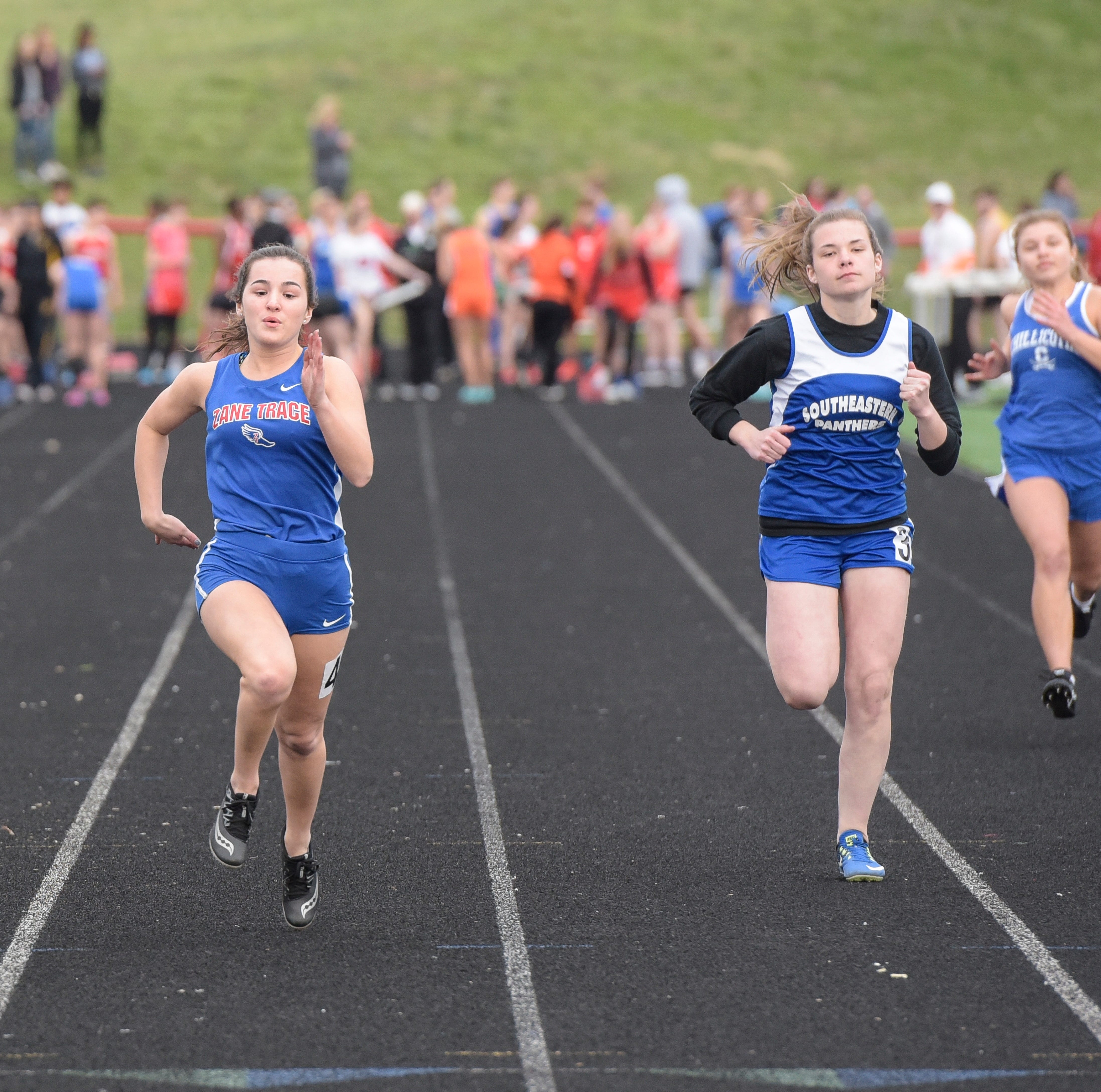 DAILY DIGEST: Local track teams compete at Zane Trace; Paint Valley baseball beats Clay