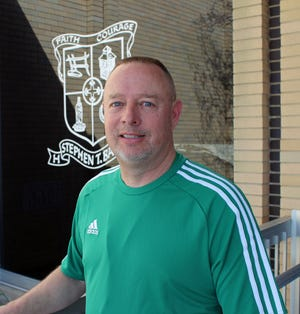 Joe Martin has been named head girls soccer coach at Badin High School.