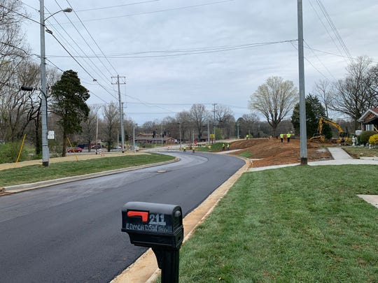 Improvements to Edmondson Ferry Road intersection with the U.S. 41A Bypass.