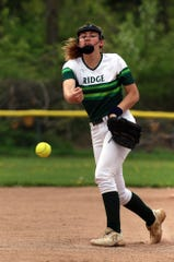 Ridge pitcher Mia Robb