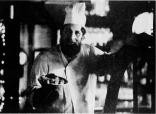Tom Stirling, the chef behind the short-lived but memorable French Quarter restaurant.