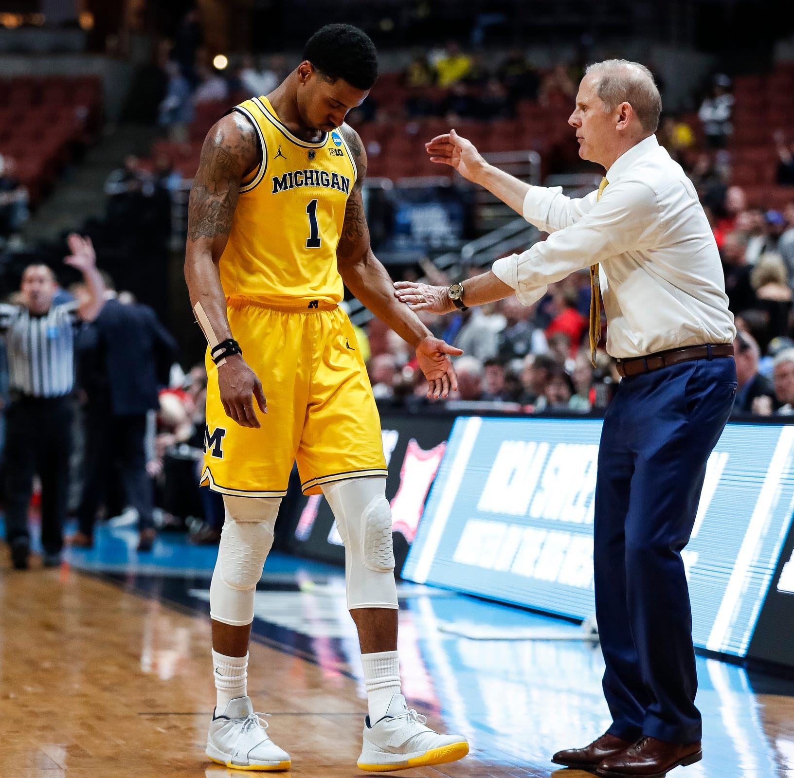 Michigan basketball's season ends with thud. Here's how team must evolve