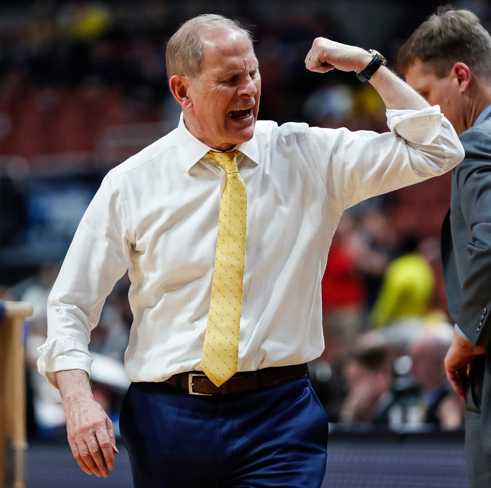 Michigan basketball's foundation strong enough for whatever's next