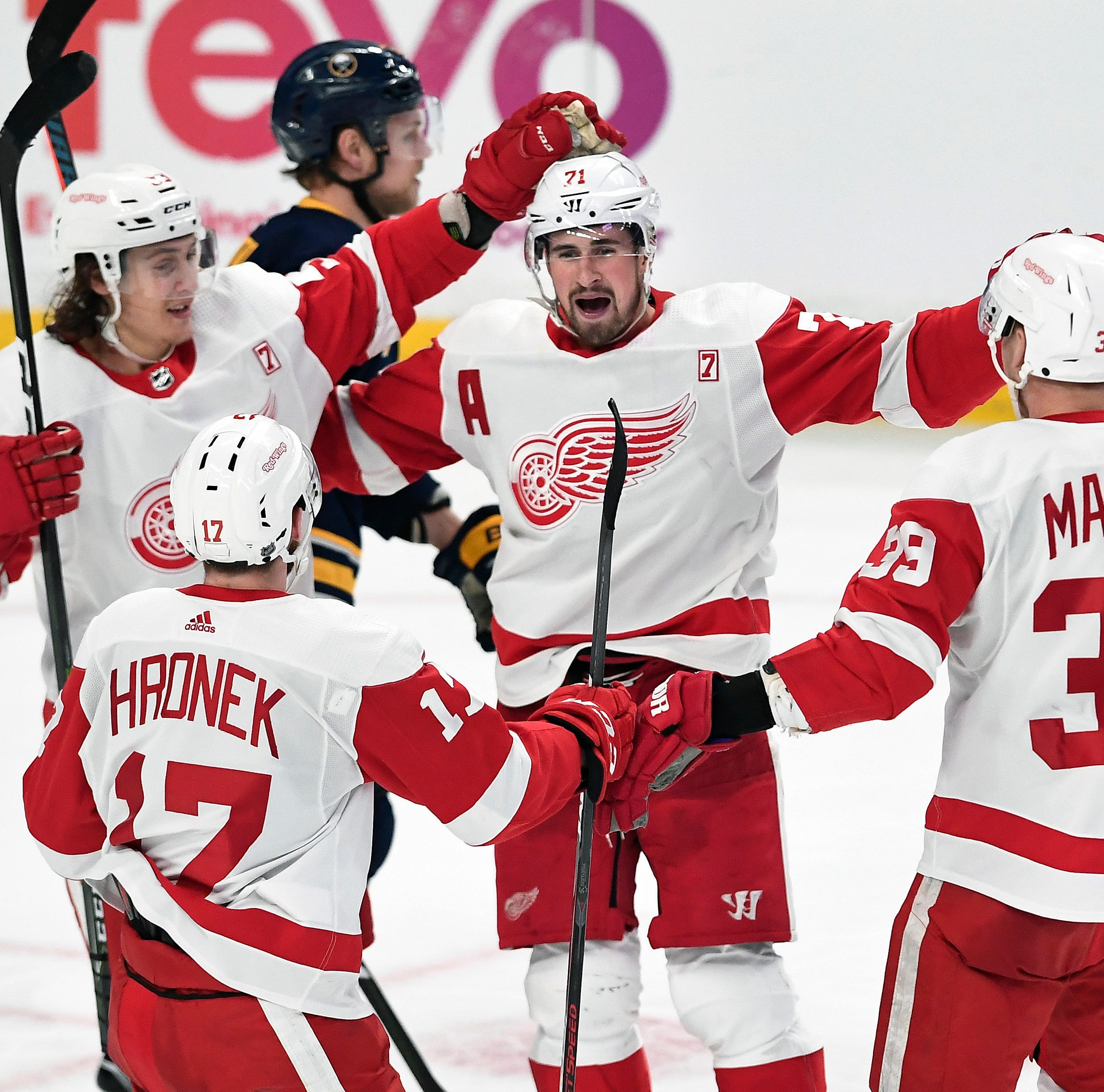 Detroit Red Wings 'dying for another good, young player' to make impact