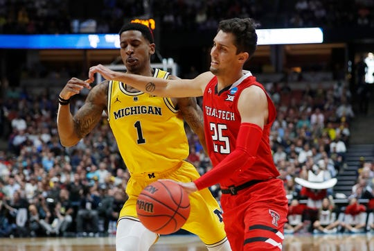 Charles Matthews may have played his last game for the Wolverines.