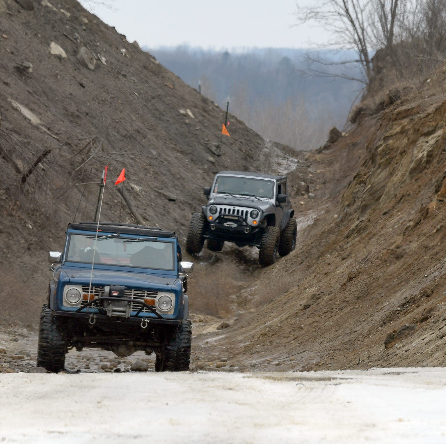 Oakland County park will offer a moonscape for off-roaders to play on