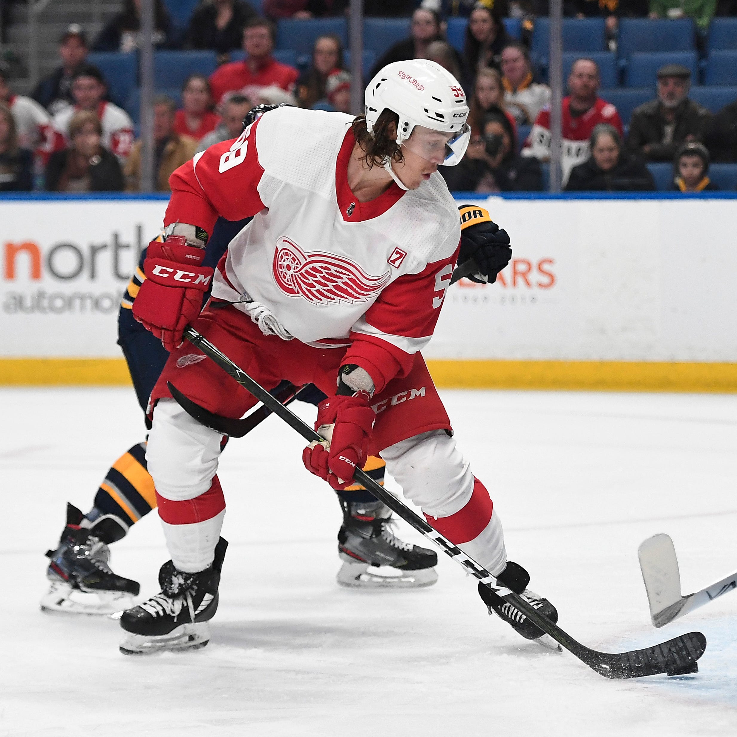 Red Wings vs. Sabres: Final game has huge draft lottery implications