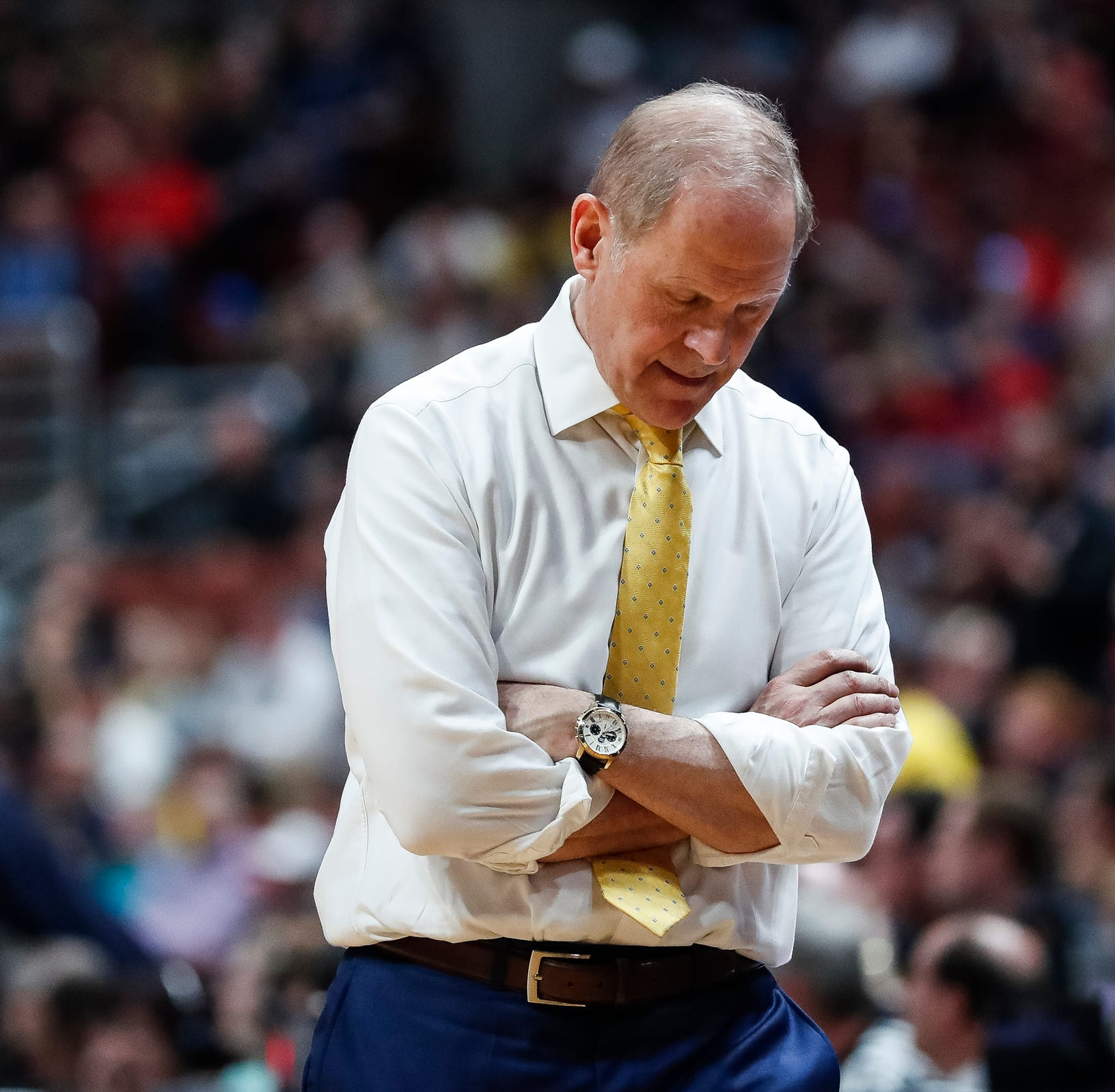 John Beilein must adapt after MSU losses, getting crushed by Texas Tech